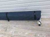 Solar roller cover