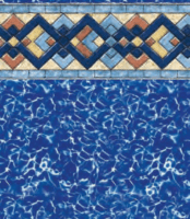 Charleston - Prism liner pattern