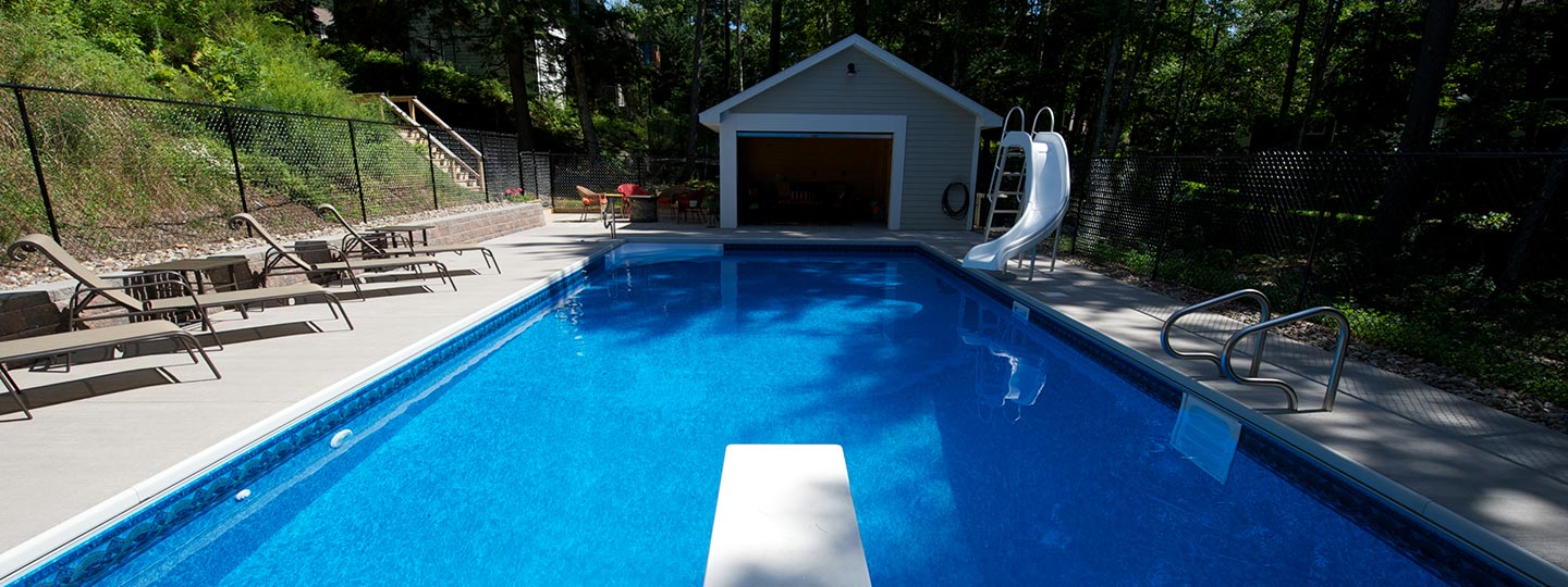Inground Pools And Pool Services In Halifax Ns R R Pools