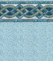 Marble Inlay - Crystal liner pattern