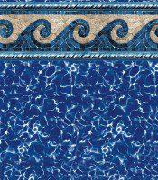 Pacific Tide - Prism liner pattern