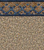 Santa Cruz - Sandstone liner pattern