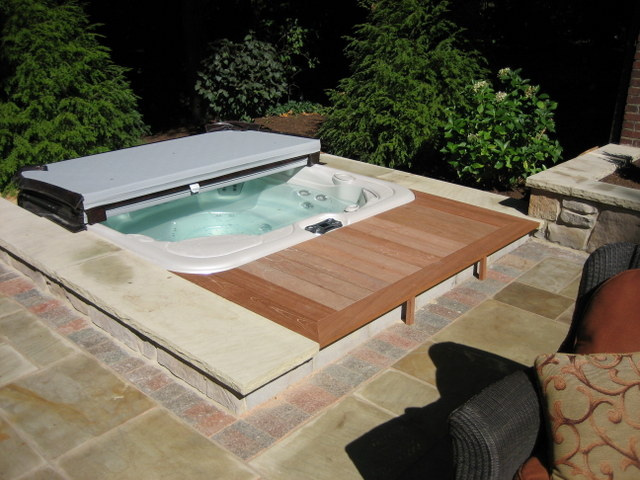 Inground Plunge Pool