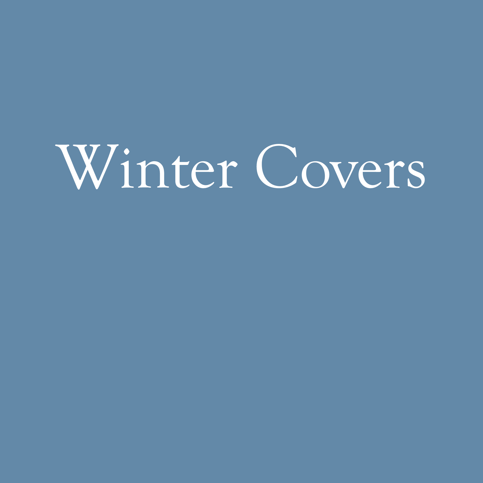 Winter Covers
