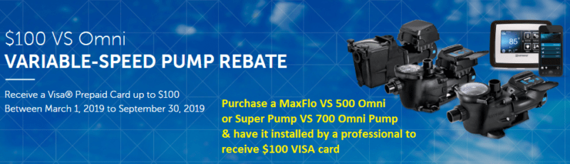 Rebates | R&R Pools